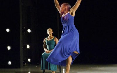 Review of the April 2017 New York Jazz Choreography Project