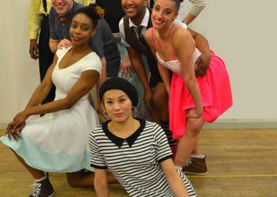 Cat Manturuk and Dancers from DANCE CAT-ALYST