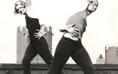Revisiting Betsy Haug's Unique Dance Style: Gail Pearson's Betsy Haug Style Jazz Dance Classes