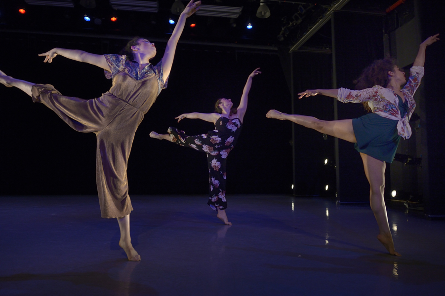 A Master Class in Jazz: A Review of the New York Jazz Choreography Project – April 2018