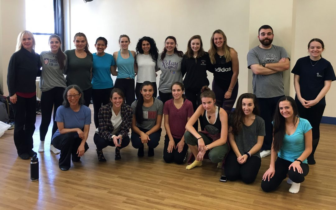 """JCE Partners with Quinnipiac University to present """"A Signature Experience in Jazz Dance"""""""