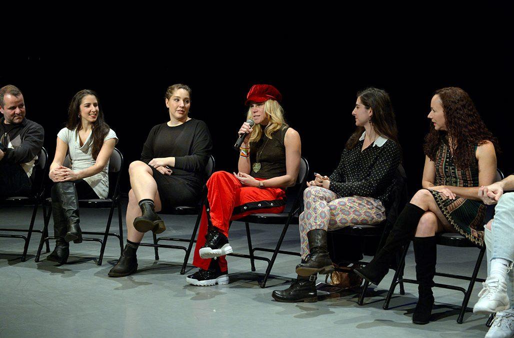 JCE Choreographers Talk Back to Eileen Kielty
