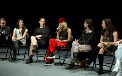 JCE Choreographers Talk Back to Eileen Kielty