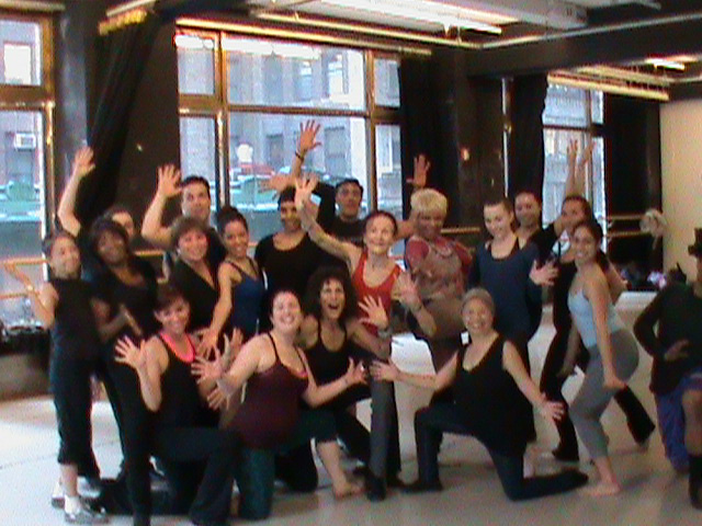 JCE Advanced Beginner Workshop with Guest Instructor Sue Samuels