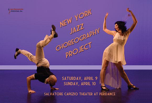 New York Jazz Choreography Enterprises' April Project 2016 Recap