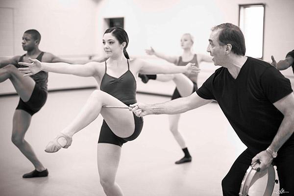 Matt Mattox Freestyle Jazz Dance Classes Taught by Bob Boross