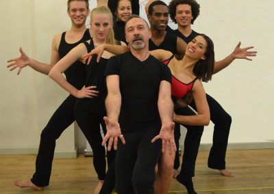 Paul A. Brown and Dancers