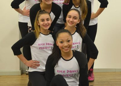 Ashley Rich and Dancers from Rich Dance Project