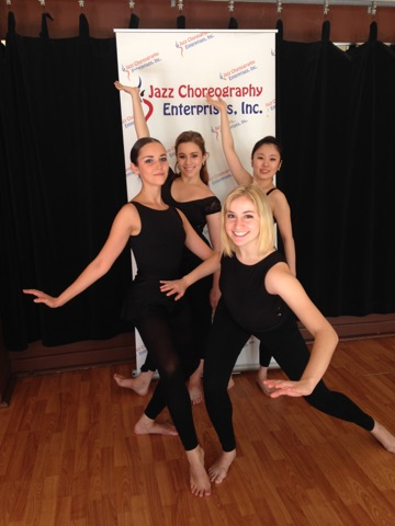Steps on Broadway Conservatory Program Students