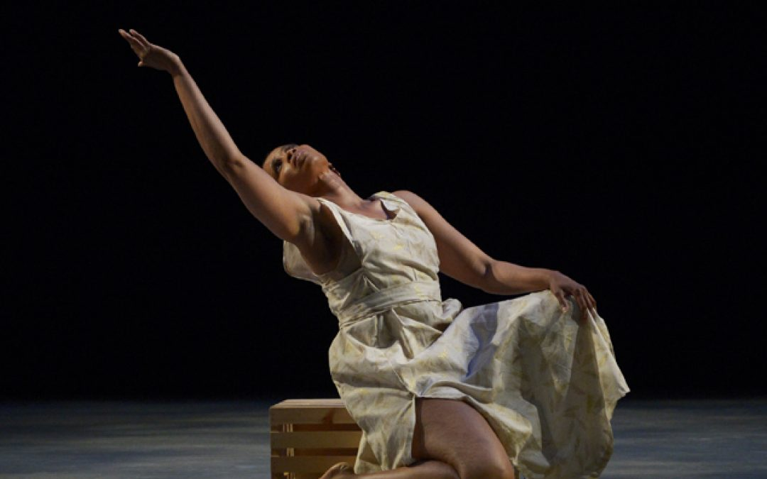 """""""Pearls"""" choreographed and performed by Fatima Logan-Alston"""