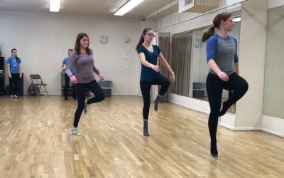 A Signature Experience in Jazz Dance for Quinnipiac Students
