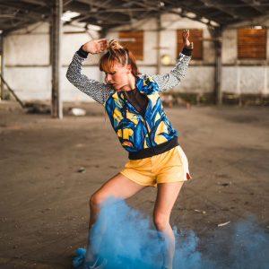 Ashlé Dawson dance