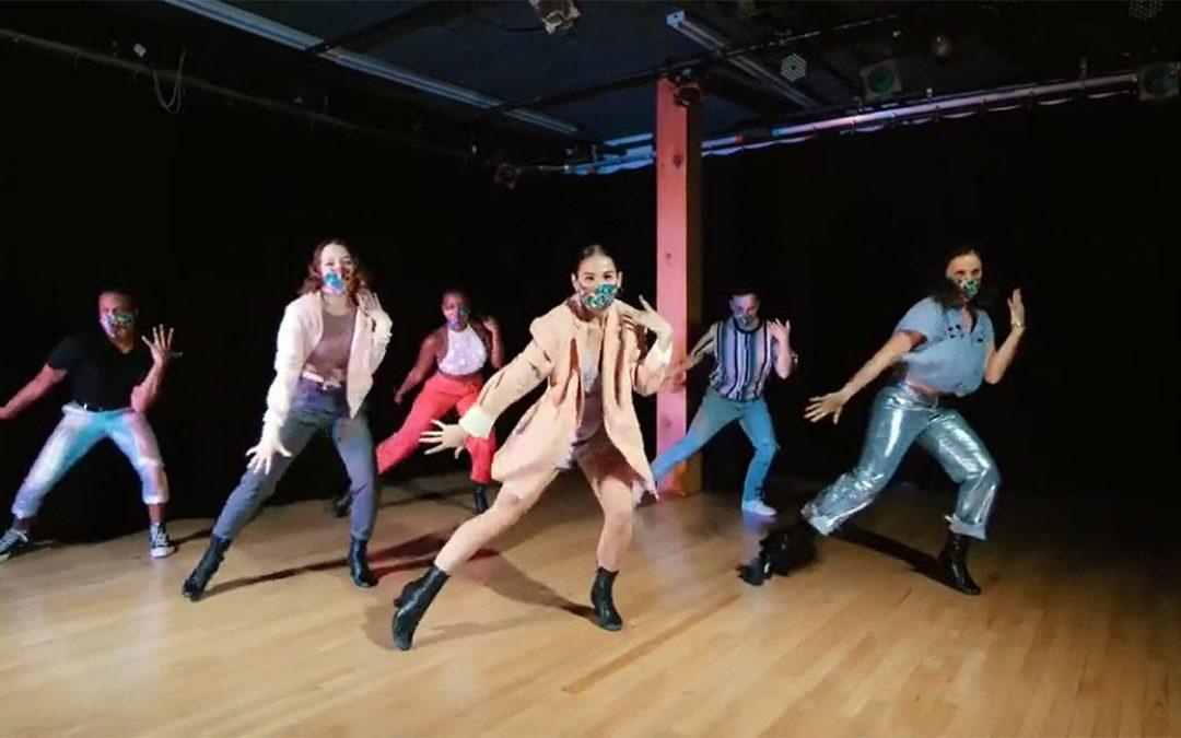 April 2021 JCE Jazz Dance Project