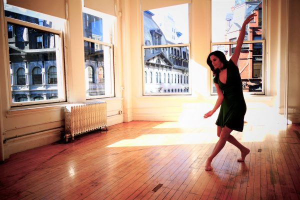 Te Perez Ceccon studio photo